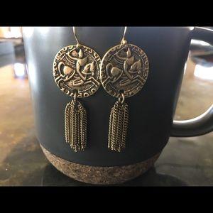 Silpada Garden Earrings